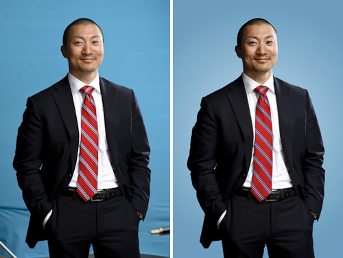 before-after-retouch-blue-background