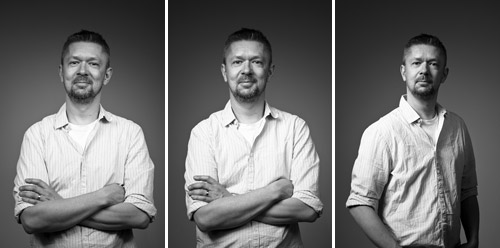 Profoto-Umbrella-XL_Comparison_three-different-light-ratios
