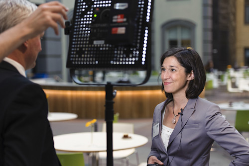 Portrait-during-filmed-interview-lit-with-litepanels