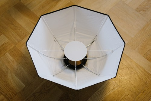 mounted-Profoto-OCF-collapsible-foldable-Beauty-Dish-on-speedring