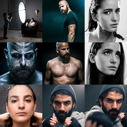 photographer-behind-the-scenes-BTS-Instagram-Sweden-portraits-Profoto-lighting-setups