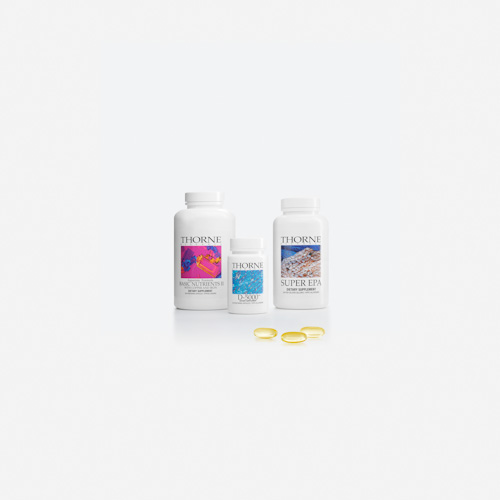Product Photography - Packshot of pills and plastic bottles