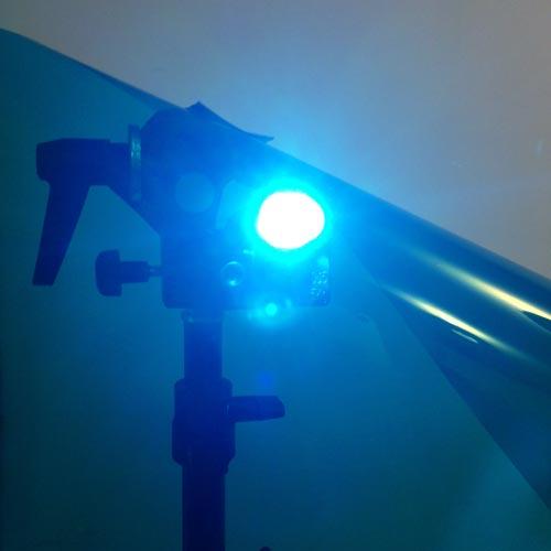 blue-gelled-rim-light-with-led-flashlight-through-filter